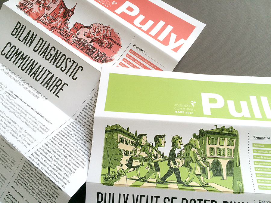 Journal de Pully